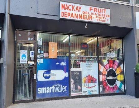 Centre-ville Montreal Guichet Bitcoin
